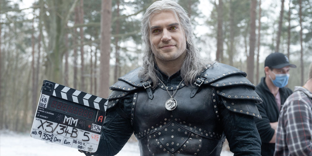 the witcher season 2 wraps filming in April 2021